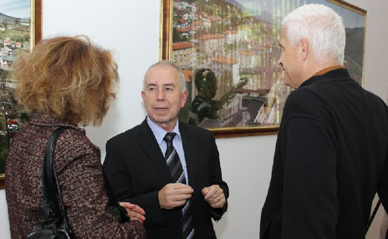 autor Kemal Balihodzic sa gostima