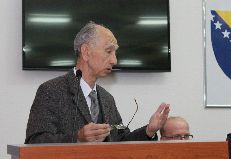 prof. dr. Salih Kulenović